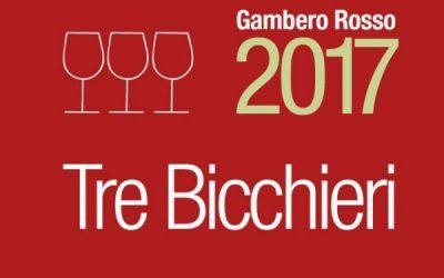 3 bicchieri per il nostro Falconaro 2011