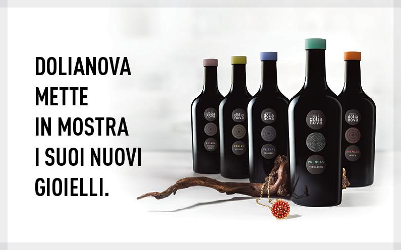 Linea Horeca. Esclusivamente nei migliori ristoranti, enoteche, wine-bar.