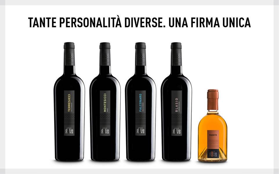 Nuovo packaging e nuove etichette per la linea TOP Dolianova.
