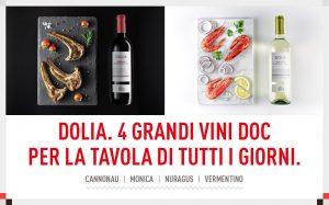 Dolia. 4 grandi vini DOC