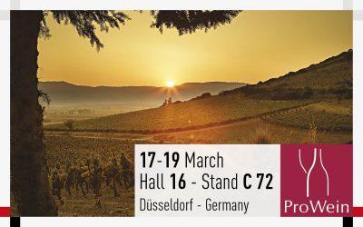 Prowein 2019: dal 17 al 19 Marzo Cantine di Dolianova vola a Düsseldorf