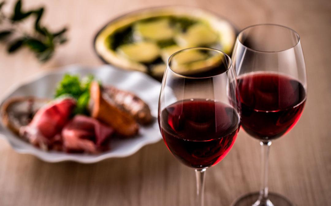 Con quali cibi abbinare il vino Cannonau