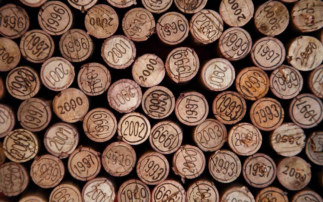 L'invecchiamento del vino