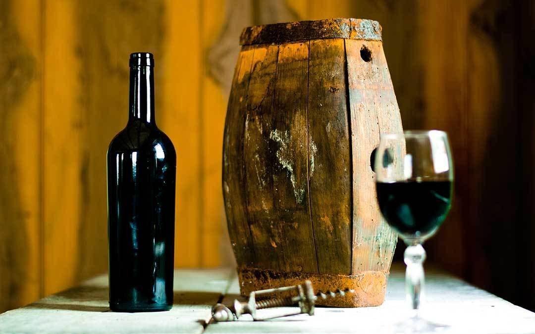 La gradazione del vino Cannonau