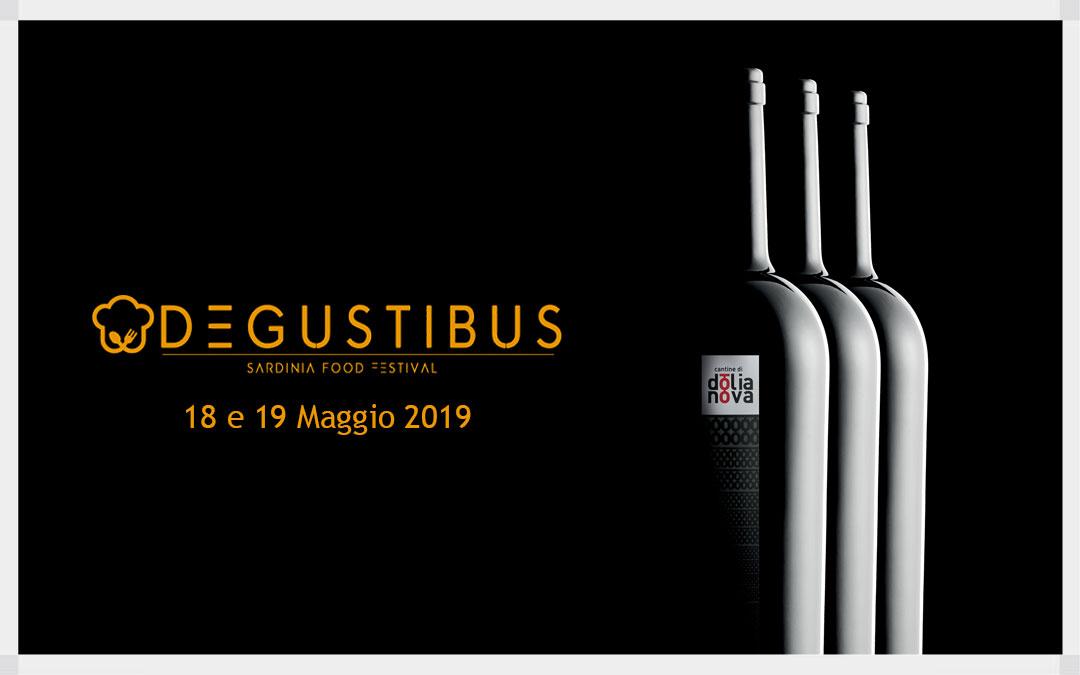 Cantine di Dolianova al Degustibus: 18 e 19 Maggio 2019