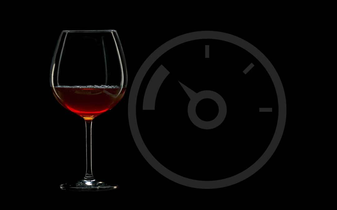 Quante calorie ci sono in un bicchiere di vino?