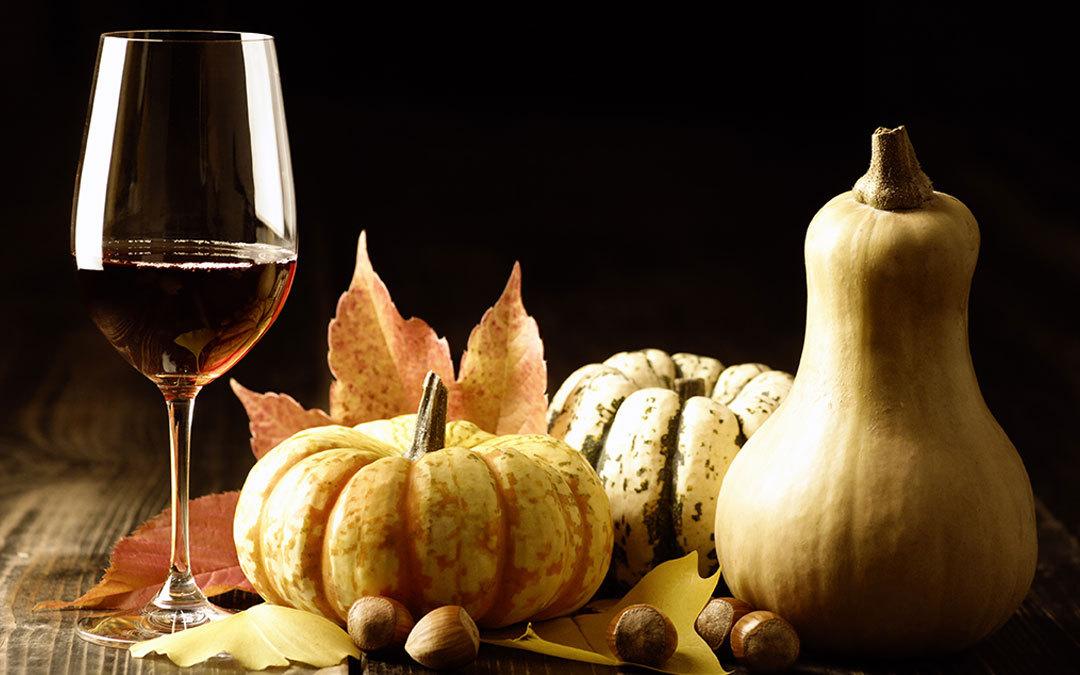 Quale vino abbinare alla zucca