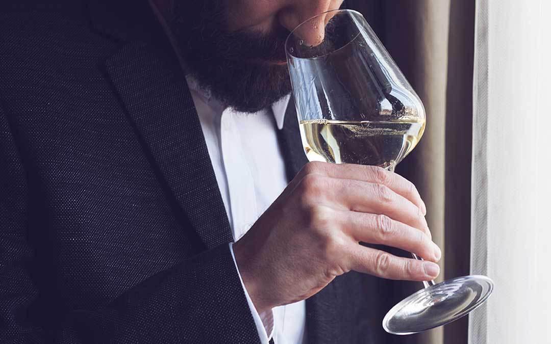 Come degustare un vino bianco