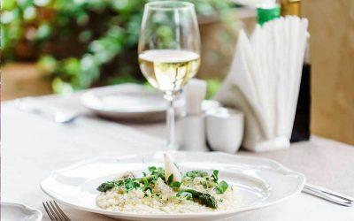 Quale vino abbinare al risotto agli asparagi