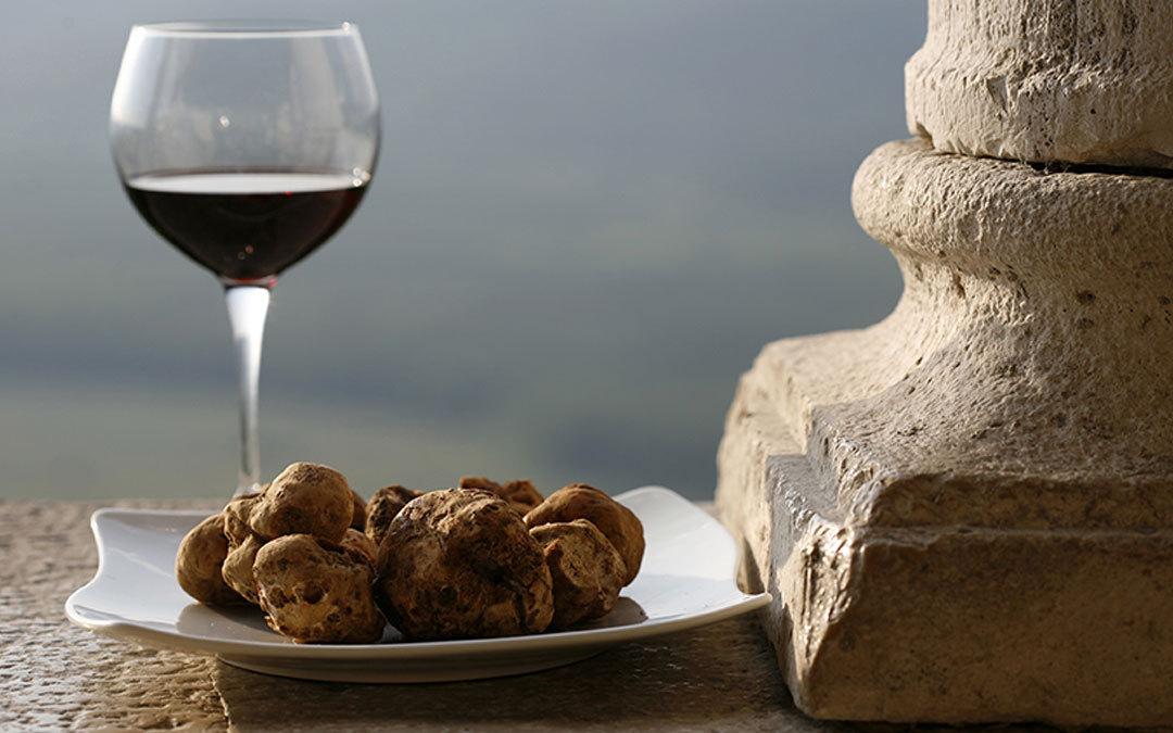 Quale vino abbinare al tarfufo