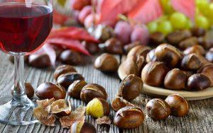Quale vino abbinare con le castagne