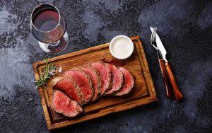 Qual è il vino da abbinare al roast beef
