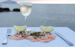 Quale vino abbinare al salmone affumicato