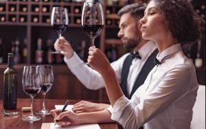 Come descrivere un vino
