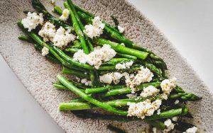 Asparagi e pecorino: abbinamento vino