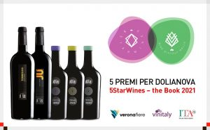 "5 vini premiati al ""5StarWines – the Book 2021"""