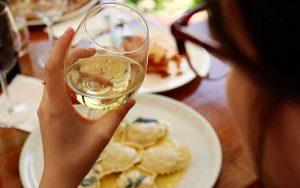 Che vino abbinare ai ravioli di ricotta