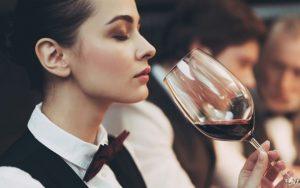 Come si chiama il profumo del vino?