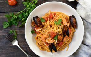 Quale vino abbinare agli spaghetti ai frutti di mare
