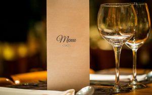 Come creare una carta dei vini