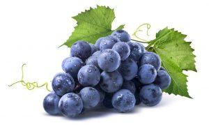 Quante calorie ha un grappolo d'uva?