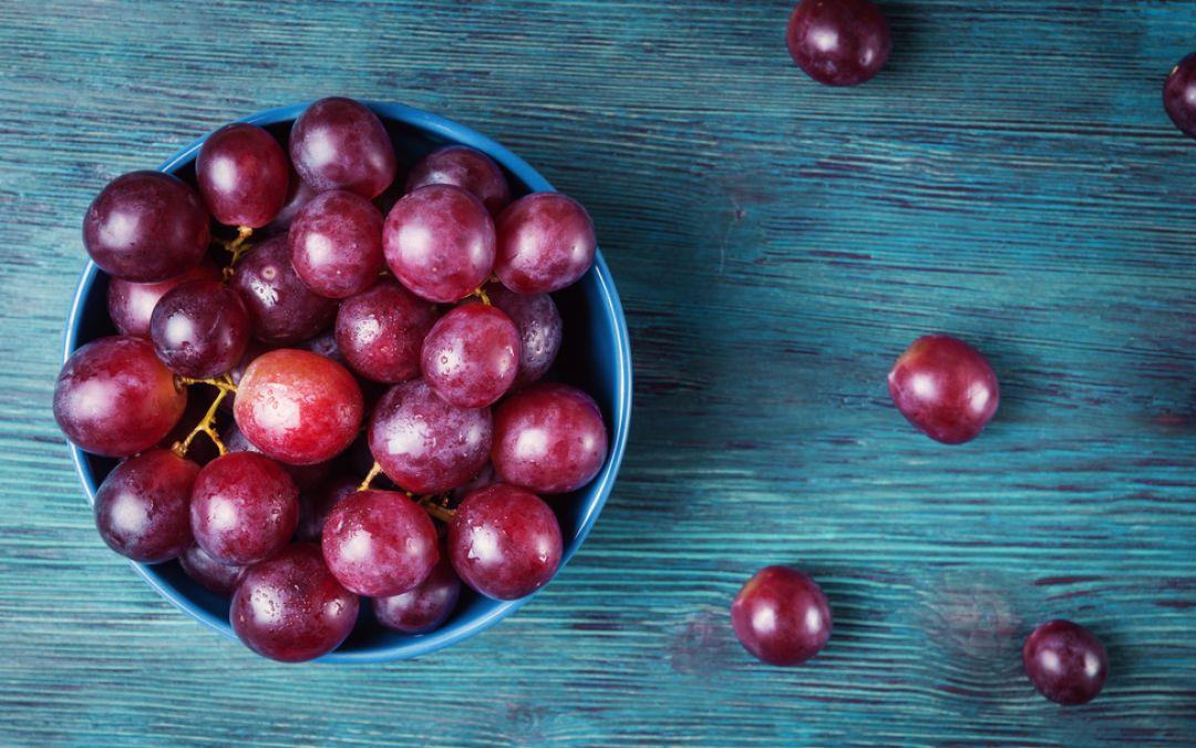 A cosa fa bene l'uva?