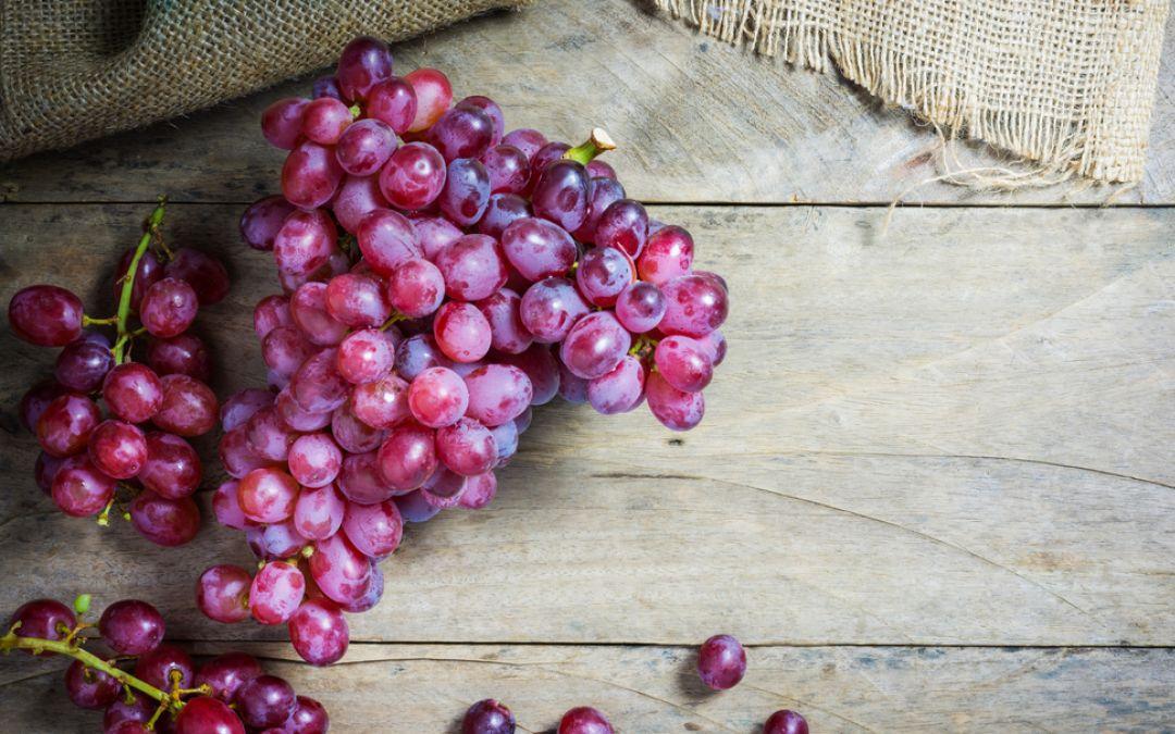 Cosa contiene l'uva?