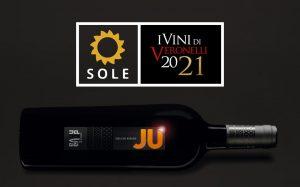 Jù vince il Premio Sole della Guida Oro I Vini di Veronelli 2021