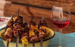 arrosticini abbinamento vino