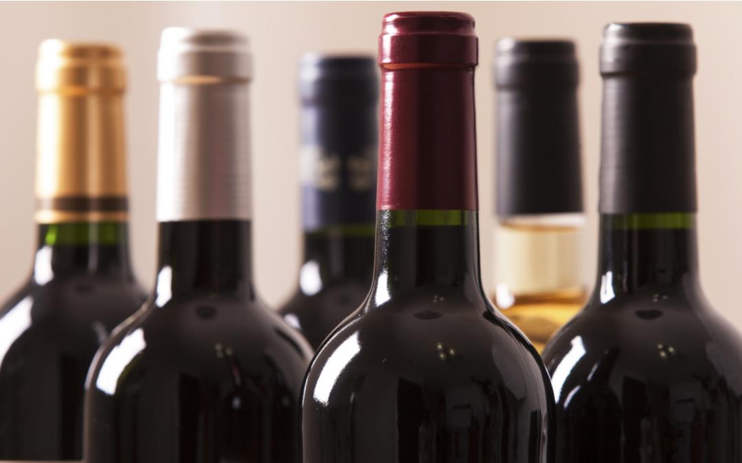 Quanto pesa una bottiglia di vino?