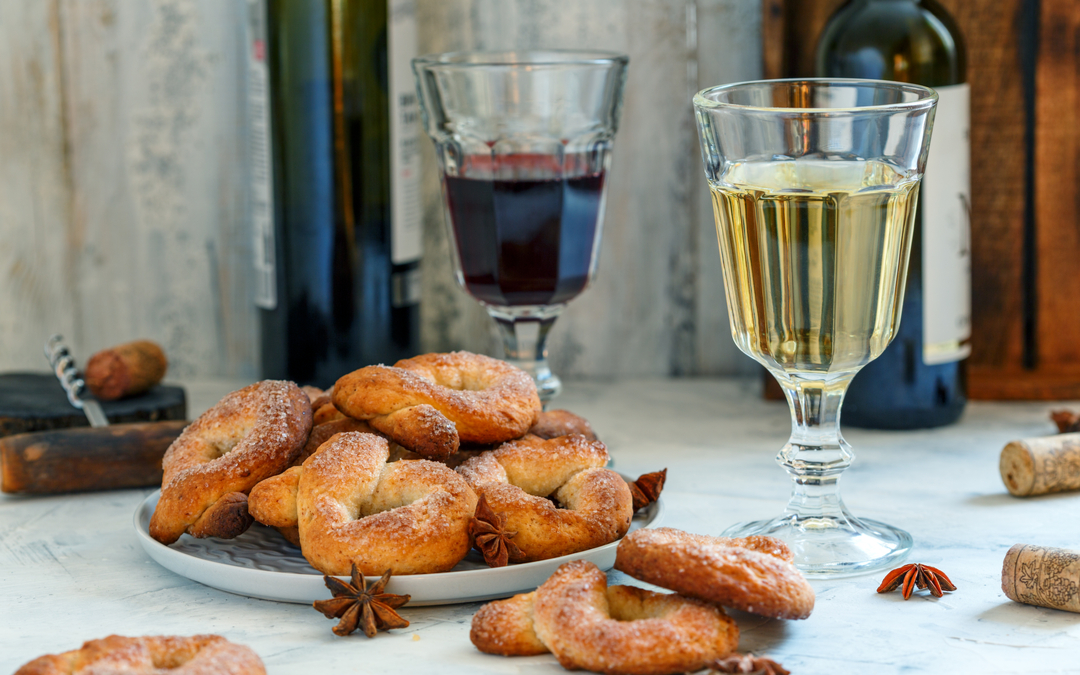 Ricetta ciambelline al vino