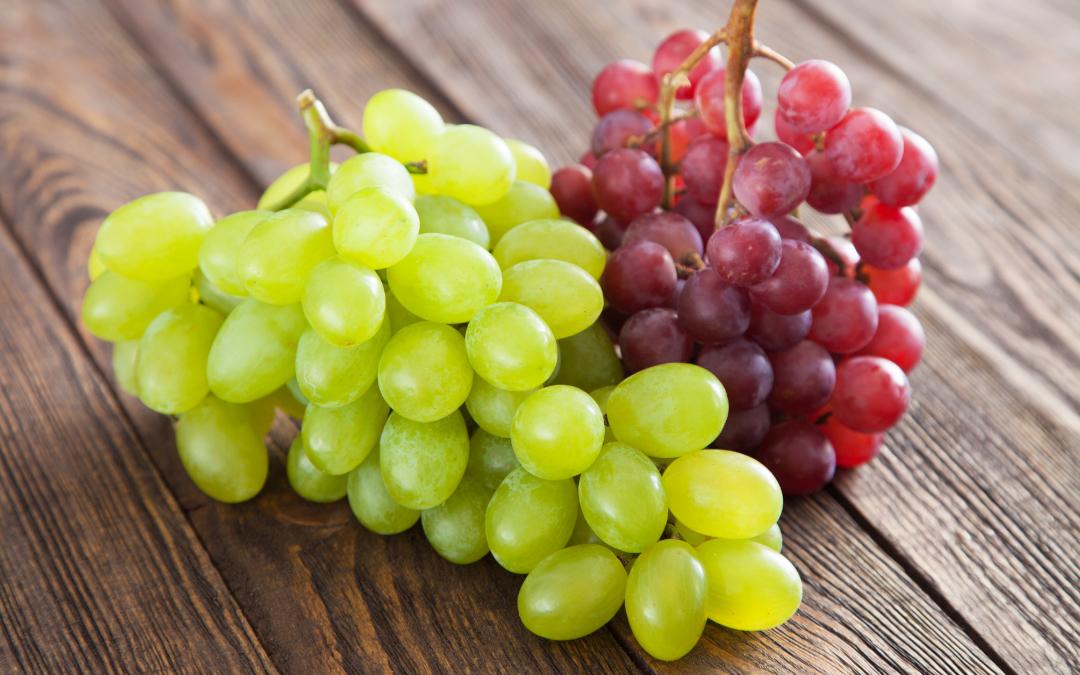quanto pesa un chicco d'uva, proprietà