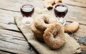 ricetta taralli al vino