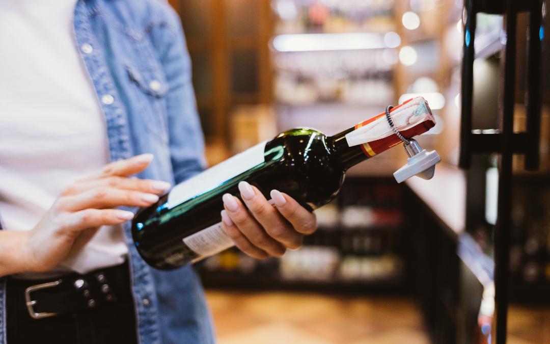 come etichettare il vino, regole