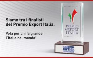 Le Cantine di Dolianova tra le 20 finaliste del Premio Export Italia - Sardegna. VOTA ORA!